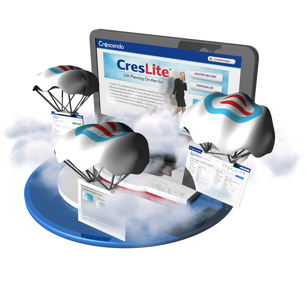 Planned Giving Software - CresLite
