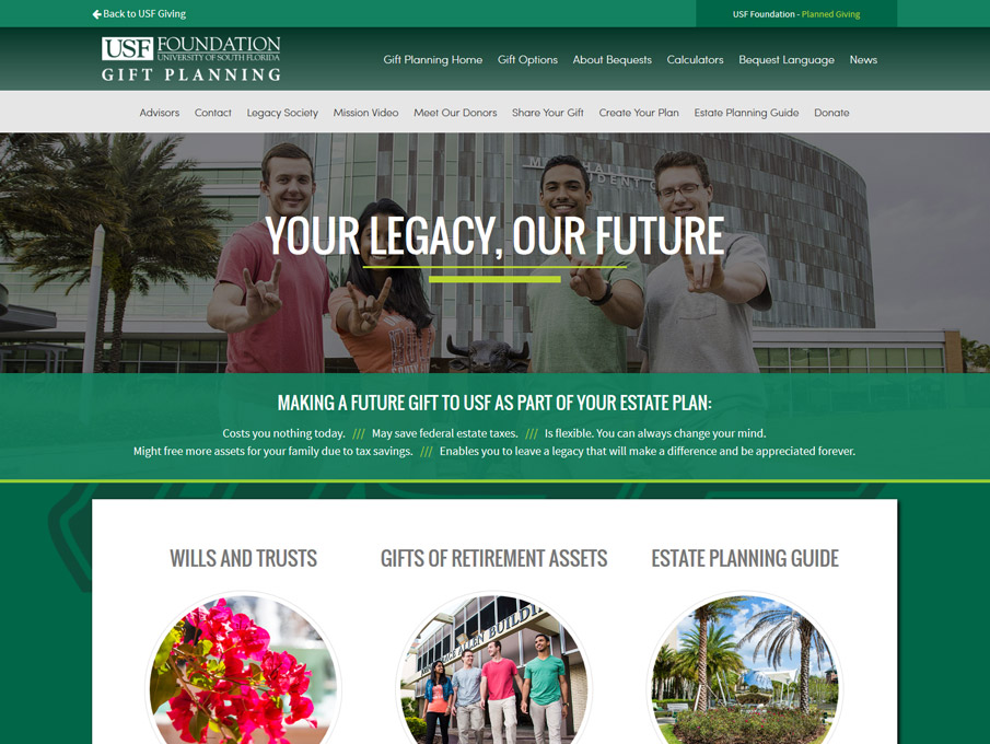 University of South Florida Foundation, Inc.